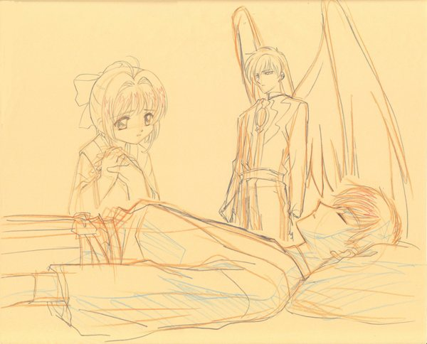 [CLAMP] Card Captor Sakura et autres mangas - Page 2 Img_b
